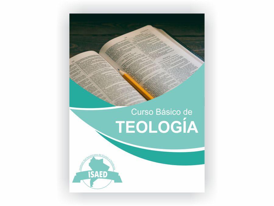 Curso Básico de Teologia - Imagem Destacada 2