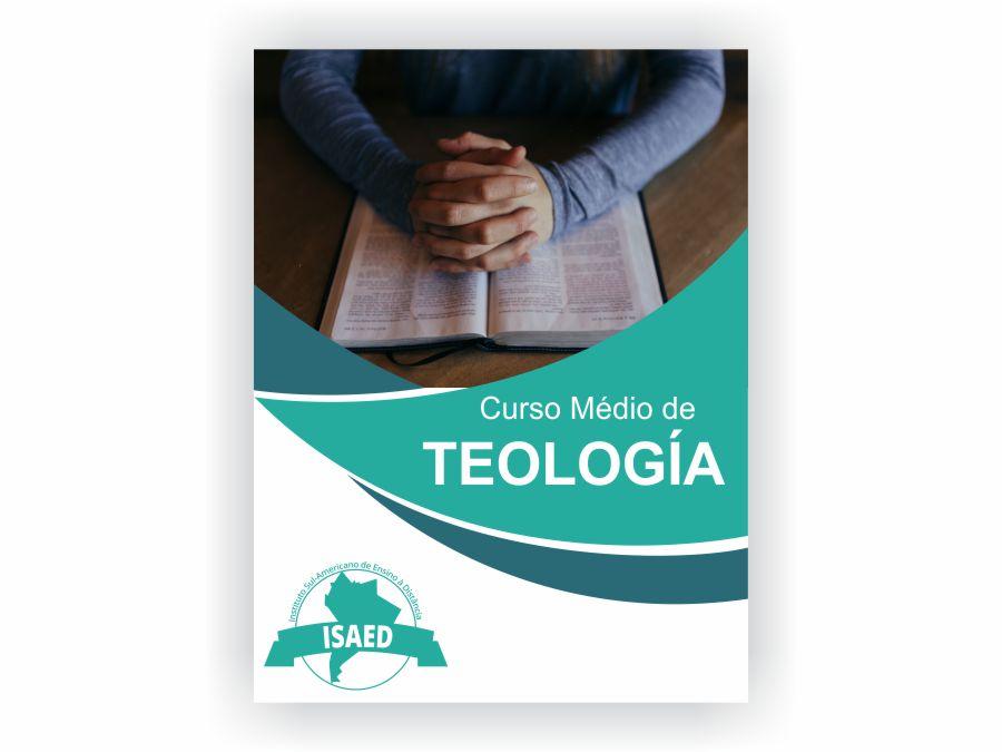 Curso Médio de Teologia - Imagem Destacada