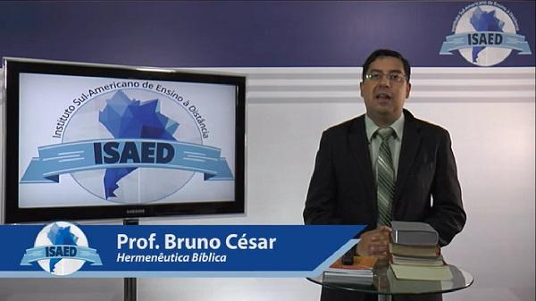 Professor Bruno César 3