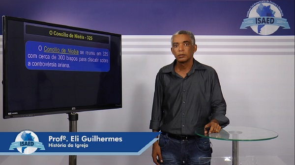 Professor Eli Guilhermes 3
