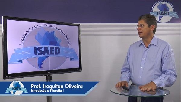 Professor Iraquitan Caminha 3