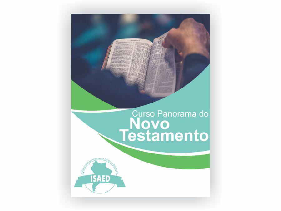 Curso Panorama do Novo Testamento - Isaed