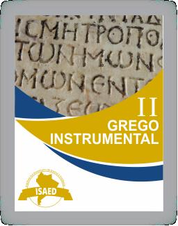 Grego Instrumental II Capa 256 1