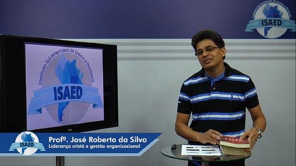 Professor Roberto Silva 3