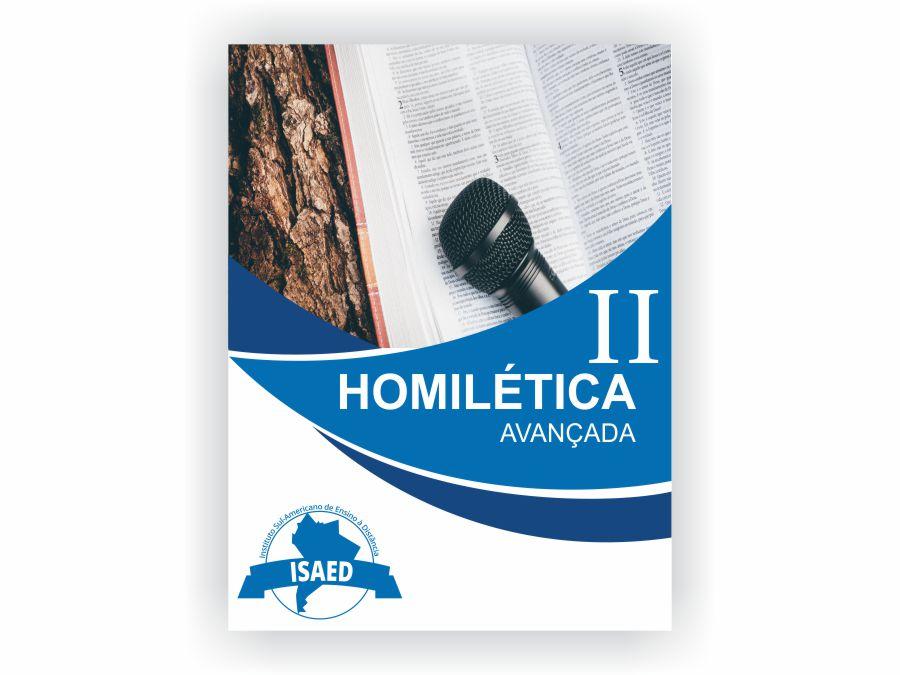 Curso de Homilética II - Isaed