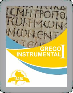 Grego Instrumental I Capa 256 1